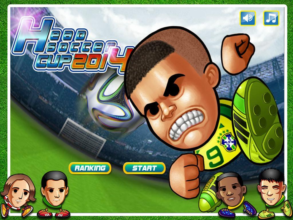 2 player football heads