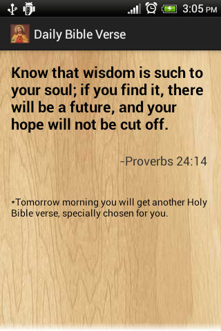 Daily Holy Bible Verses Quotes