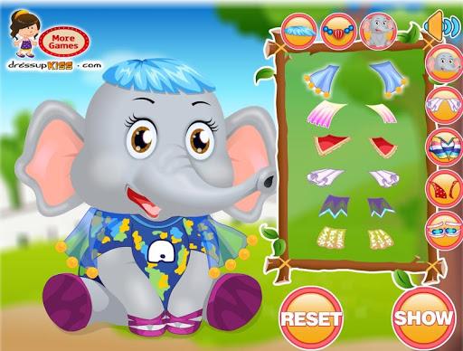 玩免費休閒APP|下載寶寶 象 沙龍 app不用錢|硬是要APP