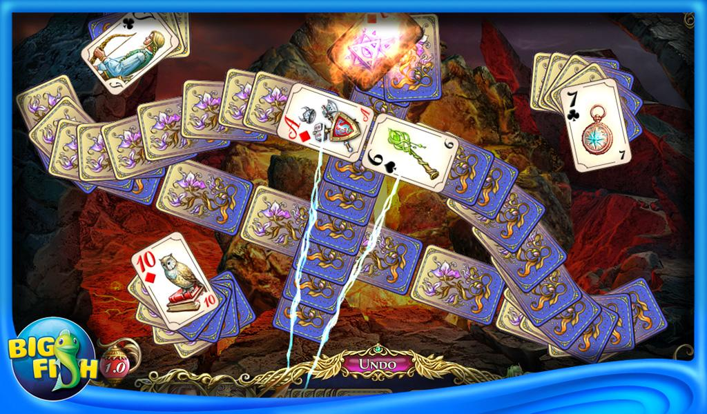 Emerland solitaire full apk by big fish games details