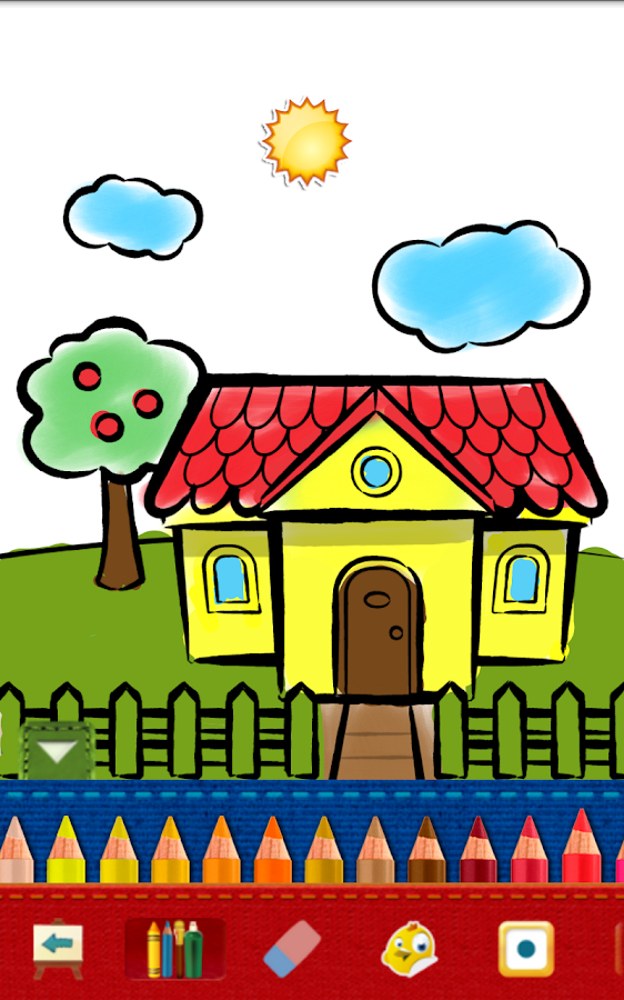Color & Draw: Super Artist Ed. - Android Apps on Google Play