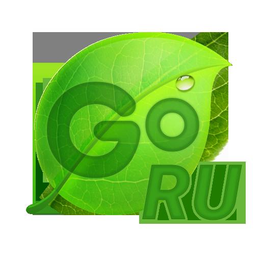 Russian Language - GO Keyboard Icon