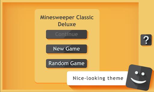 Minesweeper Classic Deluxe