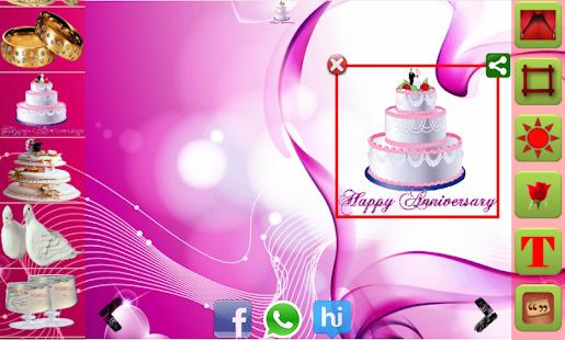 Wedding Anniversary Card Maker Apk Android Gratuit
