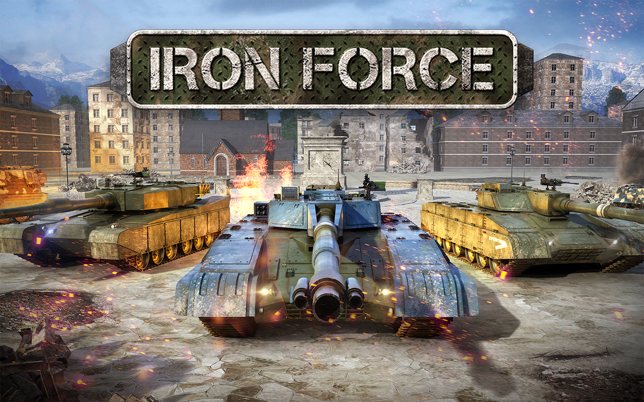Iron Force- screenshot