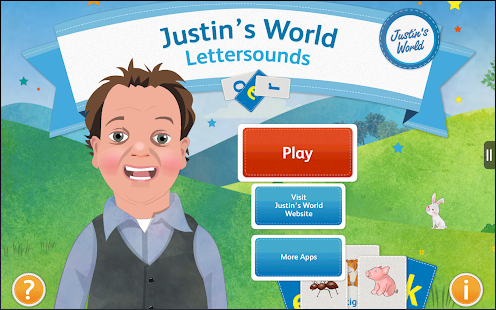 Justin's World - Lettersounds