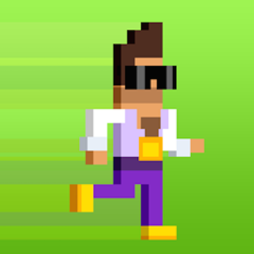JayWalker! 2D Endless Runner