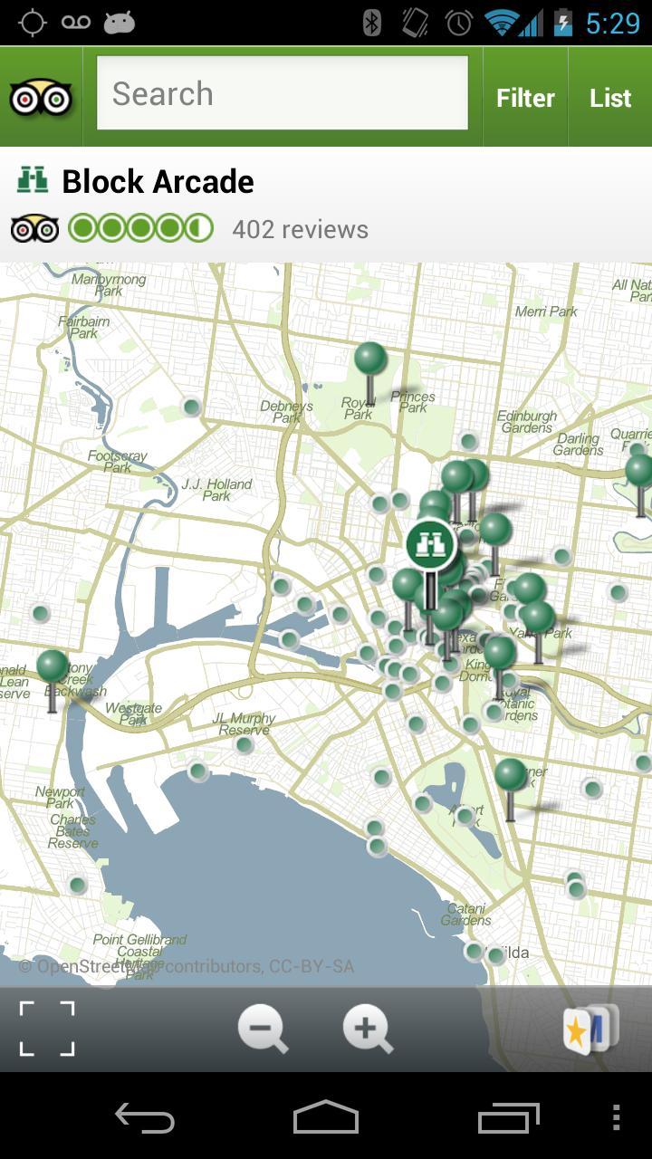 Melbourne City Guide screenshot #2