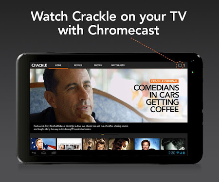Crackle - Movies & TV 4.4.4.6 screenshot 82002