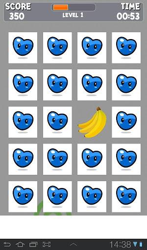 玩免費休閒APP|下載水果記憶訓練的孩子們 app不用錢|硬是要APP