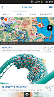 SeaWorld Discovery Guide - screenshot thumbnail