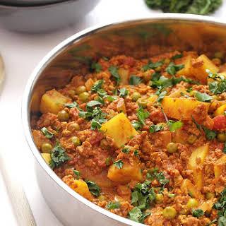 Vegetarian Curry Turmeric Recipes.