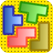 Tetris Puzzle: Empty Blocks
