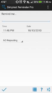 Simplest Reminder Pro 2.0.2 APK