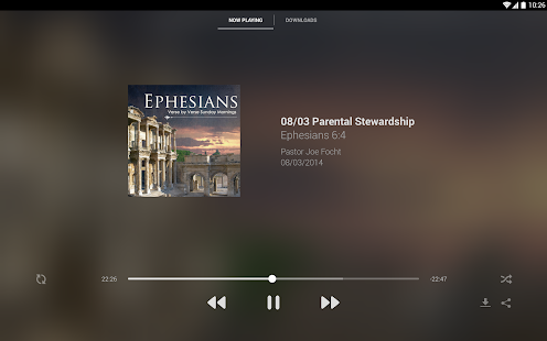 Calvary Chapel of Philadelphia - screenshot thumbnail