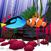 Aqualand+ 3D Fish aquarium