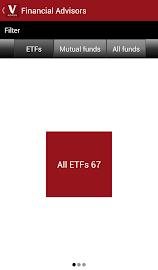 Vanguard for Advisors Screenshot 3