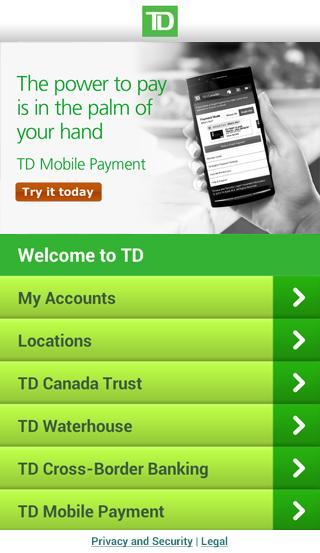 Td canada trust online gambling : Slots togo