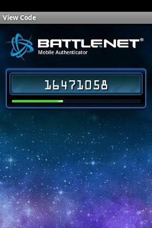 Battle.net Authenticator 1.1.3 screenshot 20475