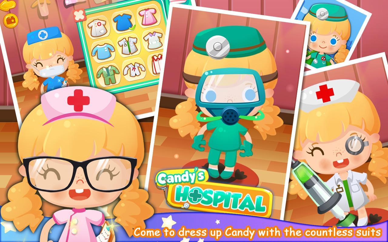 Candy's Hospital- screenshot