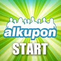 Alkupon Start icon