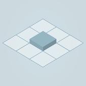 Hard Cubes