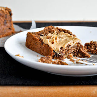 Chocolate Peanut Butter Banana Bread.