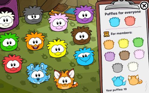 Club Penguin Screenshot 2