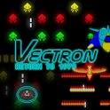 Vectron Retro Arcade logo