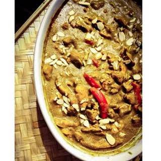 Easy Chicken Korma.