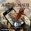 AR DINOSAUR mobile app icon