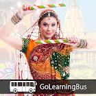 Learn Gujarati writing icon