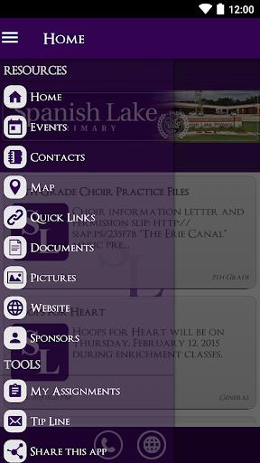 【免費教育App】Spanish Lake Primary School-APP點子