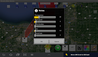 Screenshot of SituationWare Evaluation