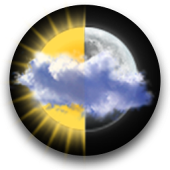 App Animated Weather Widget, Clock APK for Kindle
