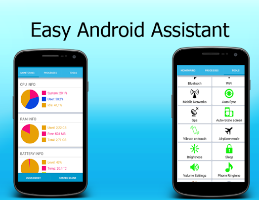 Easy Android Assistant