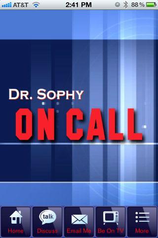 Dr. Sophy