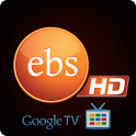 EBS TV for GoogleTV icon