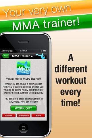 MMA Trainer Pro