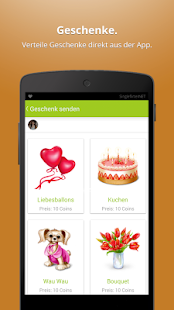 SF - Chat, Flirt & Fun – Miniaturansicht des Screenshots