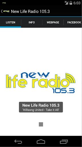 New Life Radio 105.3