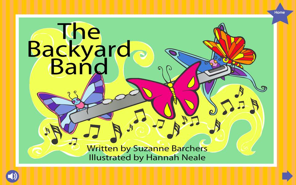 The Backyard Band- screenshot