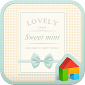 Sweetmint dodol launcher theme