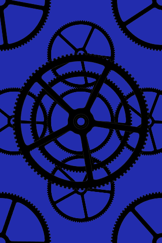 Gears Live Wallpaper