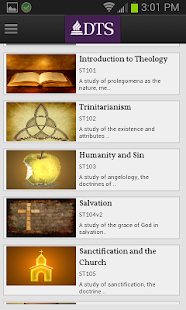 Dallas Theological Seminary- screenshot thumbnail
