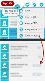 Vybe - Custom Vibrations Screenshot 3