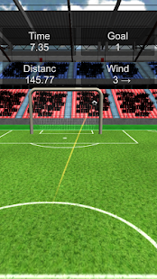 3D Sharpshooter SoccerFootball screenshot
