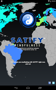 SATiFY Mindfulness Meditation - screenshot thumbnail