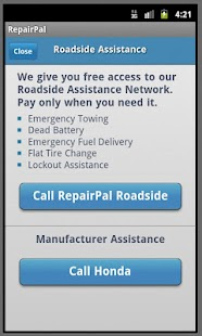 RepairPal- screenshot thumbnail