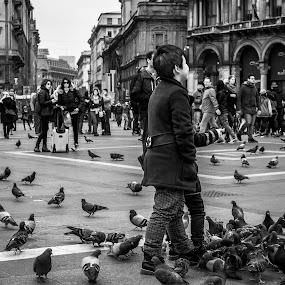 Controvoglia by Fabio Grezia - People Street & Candids
